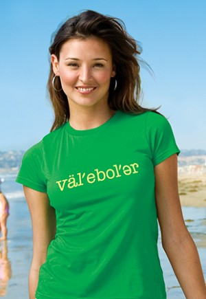 valeboler Tee Shirt (COPY)