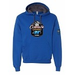 2019 Colorado Crossroads Hooded Sweatshirt with Contrast Hood