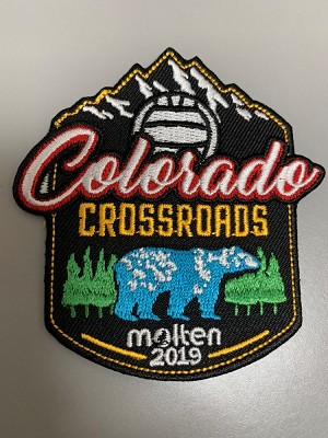 2019 Colorado Crossroads Patch