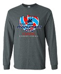 2020 Monument City Classic Long Sleeve Gray T-Shirt