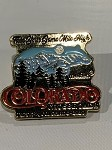 2020 Colorado Crossroads Collectors Pin