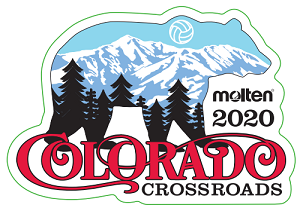 2020 Colorado Crossroads Sticker